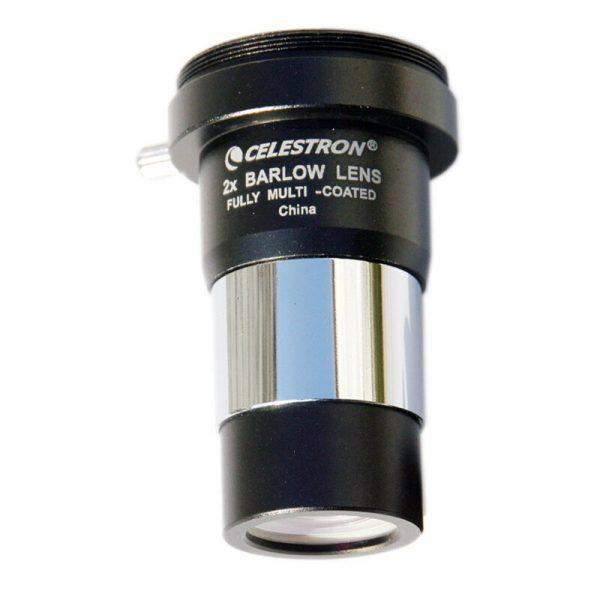Celestron 2X Barlow Lens