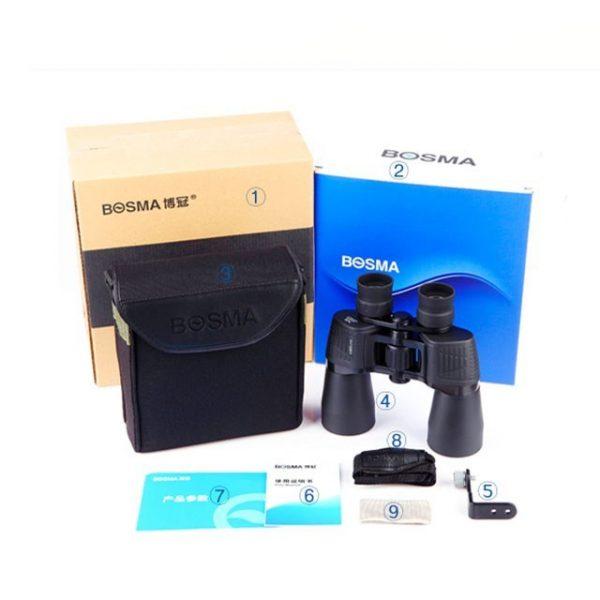 Bosma Hunter II 10-20×50