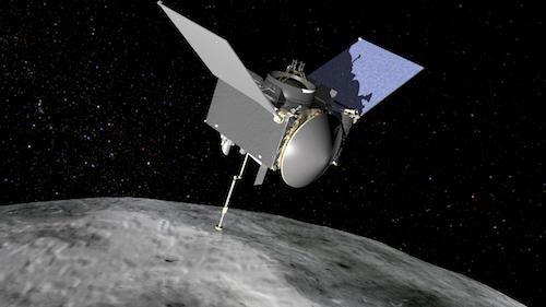 Tàu vũ trụ khám phá tiểu hành tinh